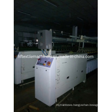 2X Used Saurer Two-for One Twister for Short Fiber with Inverter Focus Vts-099s Year 2005 160 Spindles Spindle Size 146mm