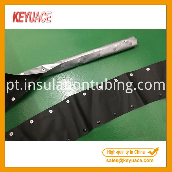 Button Aluminum Foil Signal Shielding Wrapping Band