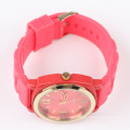 custom silicone watch japan movement watches