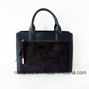 Fashion Brand Designer Mulheres PU Suede Briefcase (NMDK-051646)