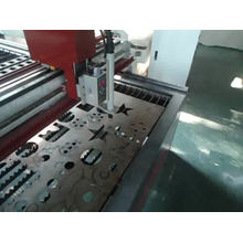 Прецизионный металлический плазменный резак с ЧПУ с портальным типом / портальным типом / настольный резак для стального отрезного станка