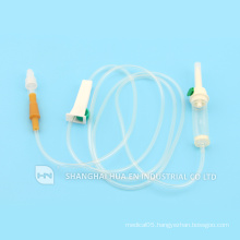 Sterile With or without needle disposable Infusion Set
