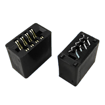 2.54mm EDGE Slot SMT Straddle Mount Connectors