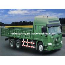 HOWO 6X4 Carga / 336HP, Euro II Cargo Truck