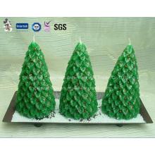 Luxus Weihnachtsbaum Kerze Geschenk Set