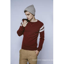 100%Cashmere Fall&Winter Round Neck Jumper Men Knitwear