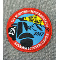 Top Quality Cheap Custom Character Logo Embroidery Patch for Club and Uniform