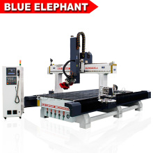 Wood 1530 cnc router china tool changer vacuum table for woodworking