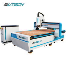 7.5kw Spindle CNC Engraving Machine for Hard Materials