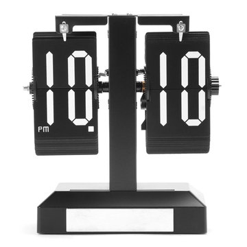 Longues pages Flip Clock sur table
