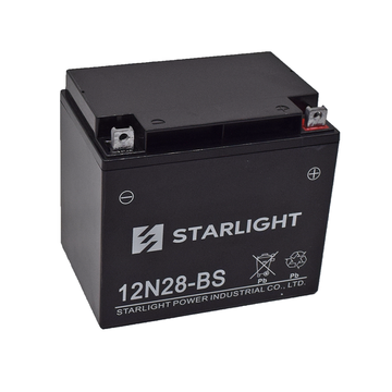 Batteries de moto 12V28ah 12N28-BS SMF