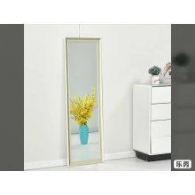 Белые каркасные молдинги PS для декорирования зеркала и зеркала для ванной