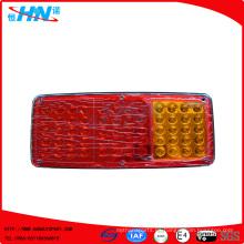 Luz roja de la cola del carro del LED 24V LED con la cantidad de 60 LED