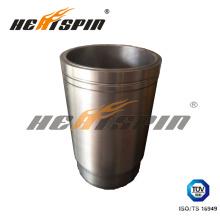 Cylinder Liner/Sleeve for Mitsubishi 8DC1 for Truck Engine Part Wet Cylinder Liner
