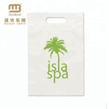 Manufacturers Custom Hdpe Ldpe Degradable 100% Raw Material Biodegradable Corn Starch Plastic Bag