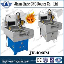Tamanho mini China barato preço CNC moagem máquina com ferro fundido máquina corpo para venda inteira