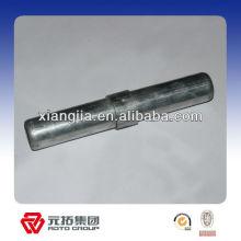Anclaje de andamio galvanizado / pasador de unión para sistema de marco