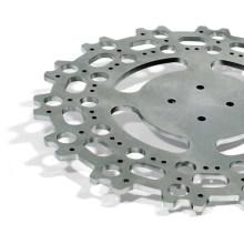 Disque d'acier inoxydable, service de coupe de laser d'OEM