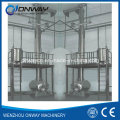 Jh Hihg Efficient Factory Price Stainless Steel Solvent Acetonitrile Ethanol Distillery Equipments Alcohol Recovery Distiller