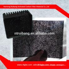 Filtro de ar de capa de fogão de carvão ativado
