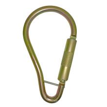 ANSI-2407TLP De aço grande Optinal Captive Eye ANSI Carabiner