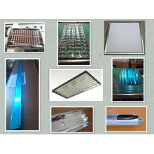 led light reflector material aluminum mirror