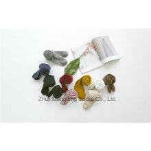 Kleine Mädchen Baumwolle Strumpfhosen Strumpfhosen einfarbig komfortabel tragen