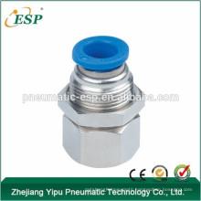 esp pneumatic brass pmf bulkhead fitting