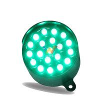 Placa de seta de 52 mm Sinal Módulo de cluster de pixel LED