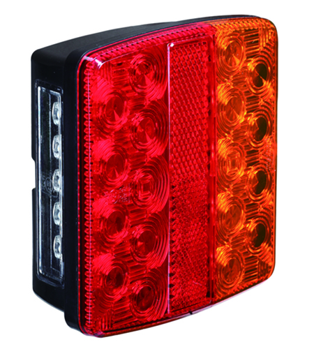 LED Flat Bed Trailer Lights