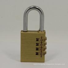 Brass Combination Lock Password Code Padlock Digital Lock (110384)