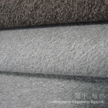 Polyetser decorativo da tela da caxemira e nylon misturados para o repouso
