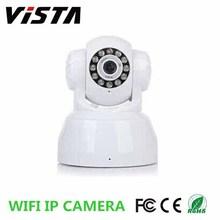 Cámara 720p H.264 Webcam Wifi Ip con Audio de dos vías