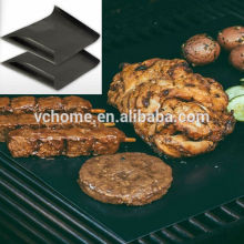 500F heat Resistant FDA teflon coating easy clean waterproof pizza baking mat