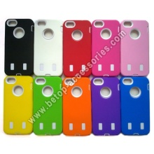 iphone5 3 in 1 robot silicon case