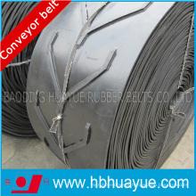 Industrial Conveyor Belt (EP, NN, CC, ST, PVC, PVG, Chevron) 100-5400n/mm