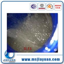 Sodium Lauryl Ether Sulfate / SLES 70% for Liquid Soap Raw Materials