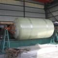 FRP GRP fiberglass sulfuric/hydrochloric/nitric acid tank/container/tanker