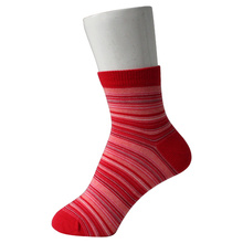 Red Lady-Baumwollsocken