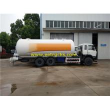 Автоцистерны для сжиженного газа DFAC объемом 25000 литров