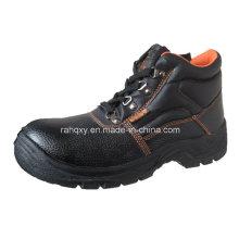 Orange doublure des chaussures de sécurité professionnelles (HQ01011)