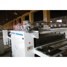 Hoja de metal de aluminio de doble cara Laminando la línea de película de PVC