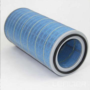 Cartucho de filtro de aire Donaldson de repuesto para turbina de gas