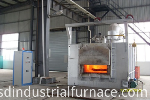 Box-Type Forging Furnace