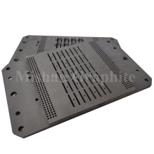 Custom Graphite Carbon Plate for Fuel Cell