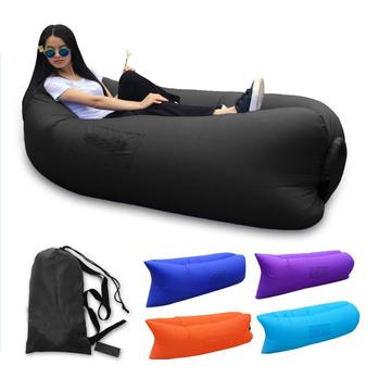 La última tecnología popular playa al aire libre deporte inflable saco de dormir