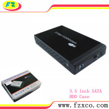 3.5 Aluminium USB 3.0 externe HDD Caddy
