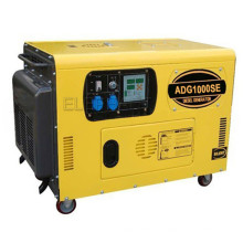 Générateur diesel portable silencieux 10kVA