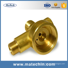 China Foundry Custom High Quality Brass Die Casting