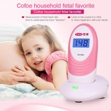 Household No Radiation Baby Heart Detector